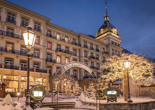 فنادق سويسرا بالصور