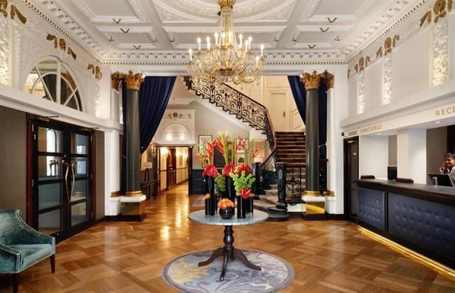 فندق ذا بيليز في لندن