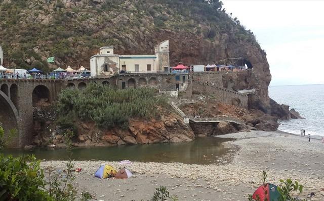 شواطئ جيجل الجزائر
