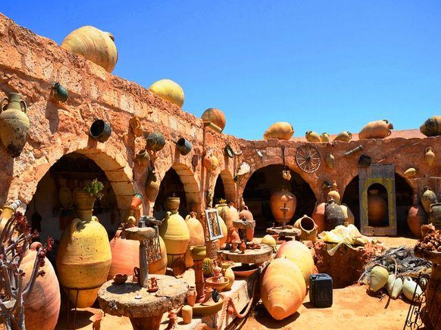 اماكن سياحية في جربة