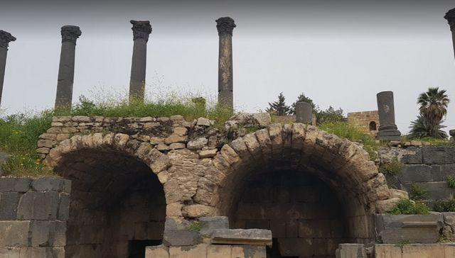مدينة اربد الاردنية