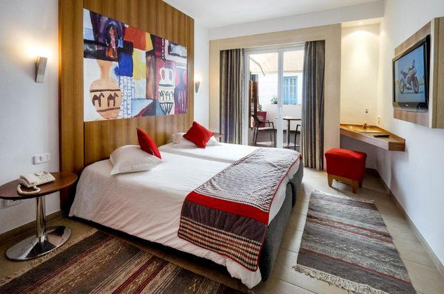 فنادق تونس العاصمة شارع الحبيب بورقيبة