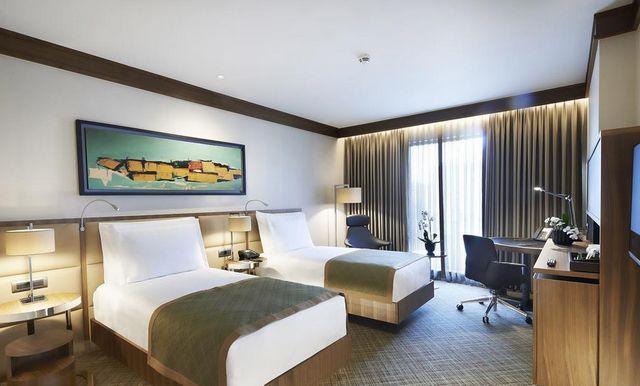 الفنادق في تركيا