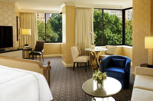 افضل الفنادق في امريكا