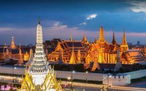 اين تقع بانكوك في تايلاند