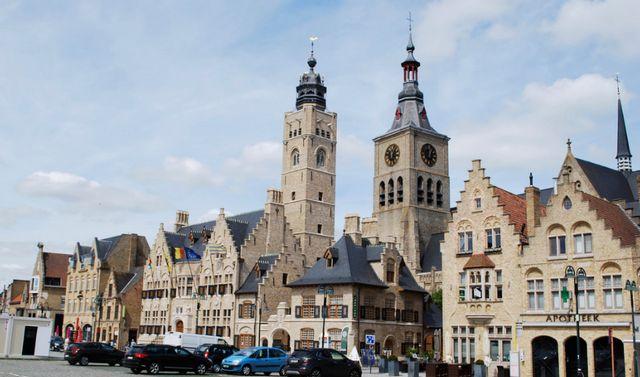 اين تقع بلجيكا وكيفية السفر الى بلجيكا رحلاتك