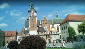 اين تقع كراكوف في بولندا
