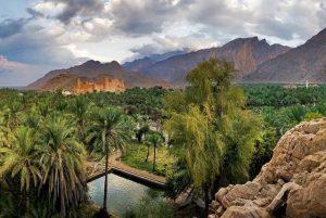 اين تقع سلطنة عمان