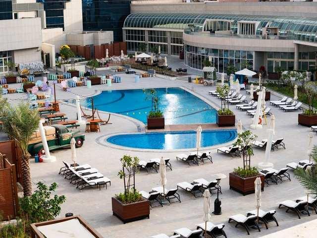 افضل فنادق ابوظبي الكورنيش