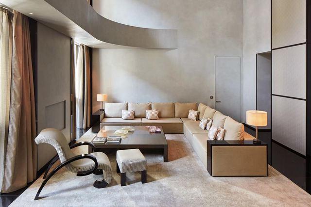 فندق ارماني في ميلانو