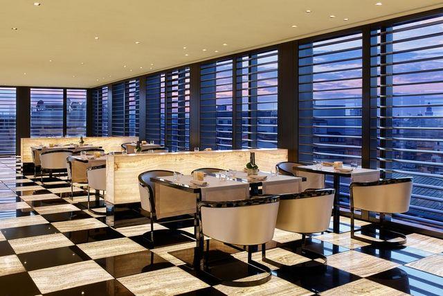 فندق ارماني ميلانو إيطاليا