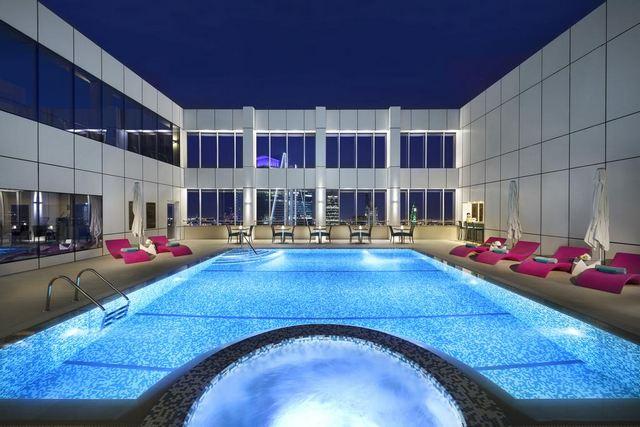 فندق كورتيارد من ماريوت الرياض العليا