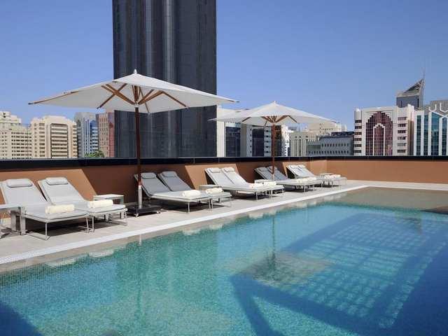 فنادق ابوظبي الكورنيش 4 نجوم
