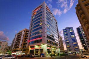 فندق رمادا داون تاون ابوظبي