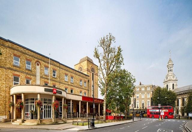 سلسلة فندق ايبيس لندن