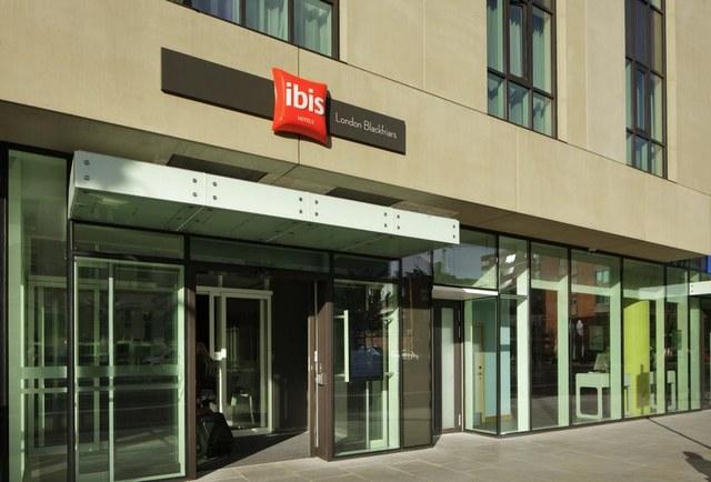 سلسلة فنادق ايبيس لندن