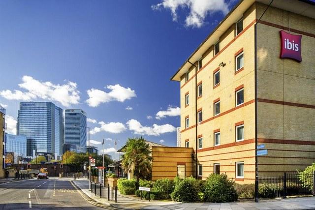فندق ايبيس لندن