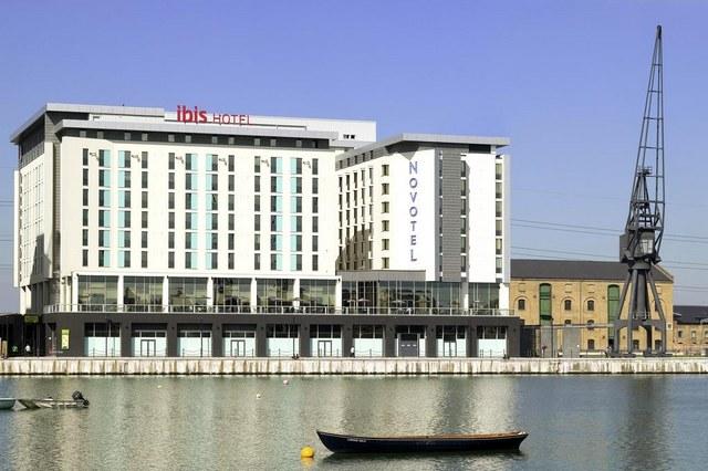 سلسلة فندق ايبيس لندن الفاخرة