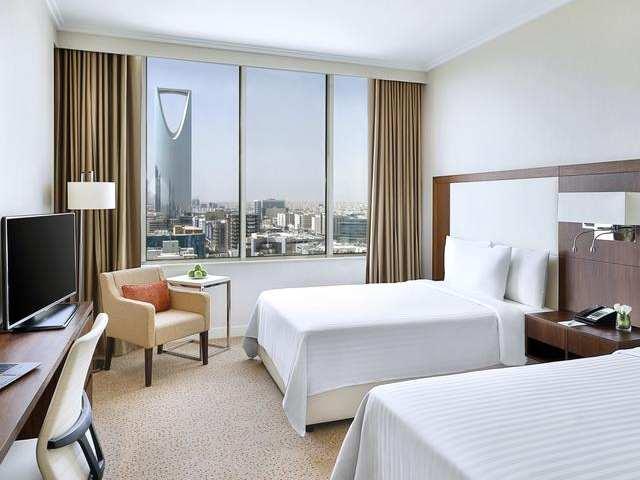 فروع فندق ماريوت الرياض