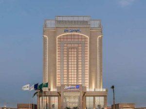 سلسلة فندق راديسون بلو ابوظبي