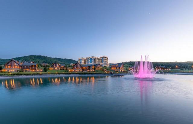 فندق ريكسوس قوبا اذربيجان