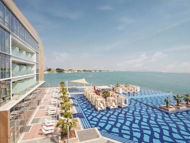 فنادق ابوظبي على البحر 5 نجوم