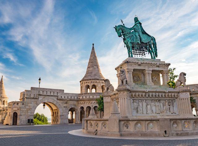 اين تقع مدينة بودابست
