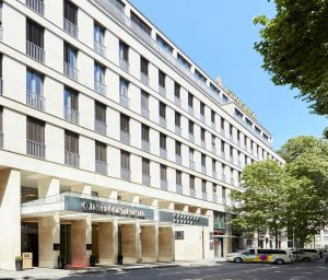 فندق انتركونتيننتال دوسلدورف