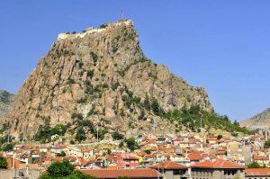 السياحة في افيون التركية