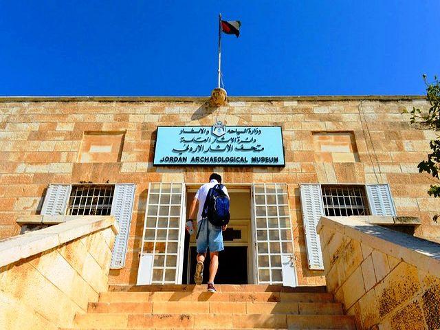 أماكن عمان السياحية الأردن