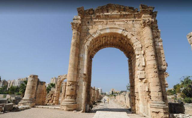 اماكن اثرية في لبنان