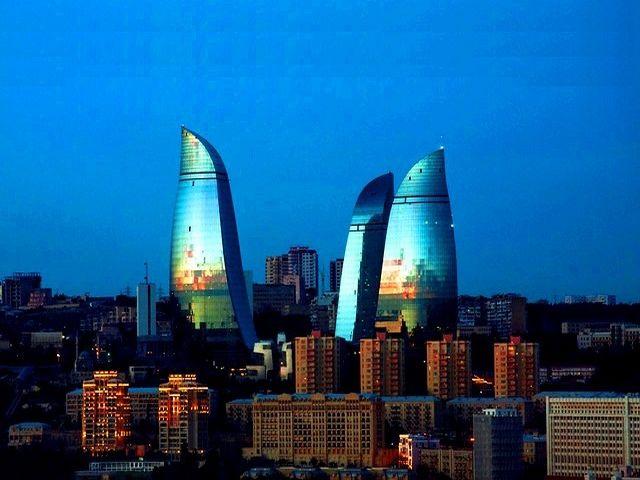 أماكن السياحة في باكو أذربيجان
