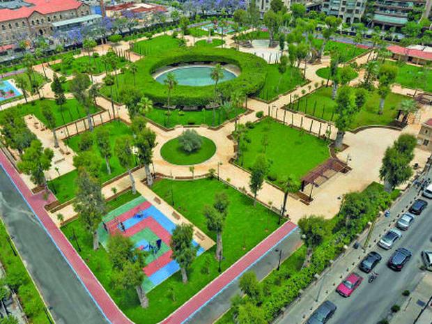 حدائق بيروت المفتوحة