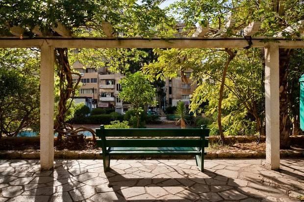 اجمل حدائق بيروت