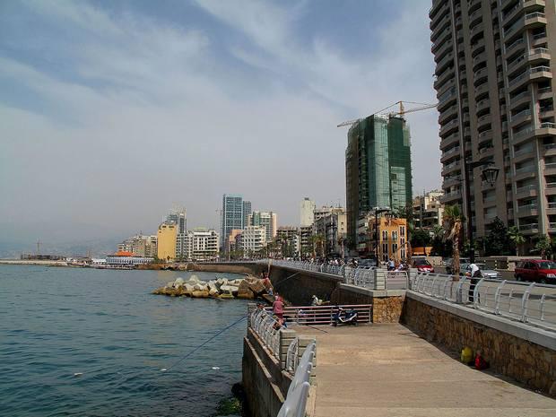 شوارع بيروت الرئيسية