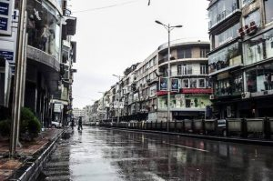 شوارع بيروت