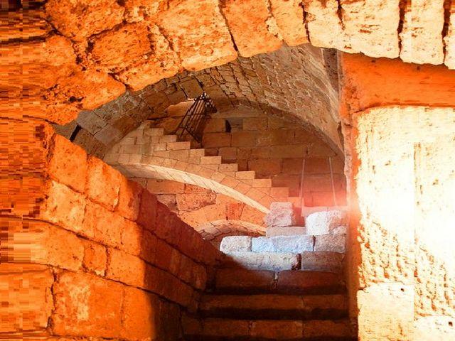 قلعة الجبيل في لبنان