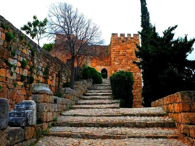 قلعة الجبيل لبنان