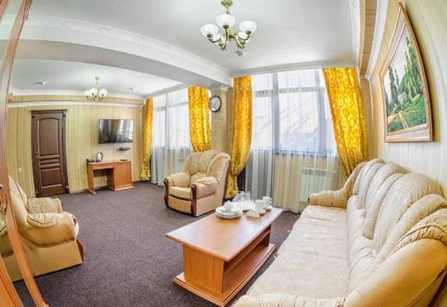 فنادق في جمهورية الشيشان