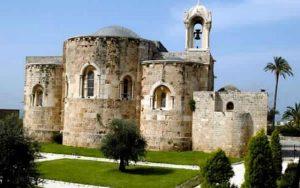 كنيسة مار يوحنا جبيل