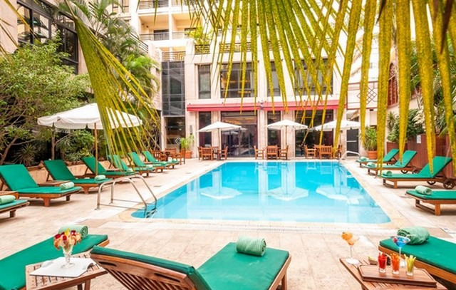 فندق كومودور بيروت