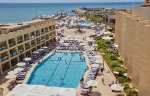 فندق كورال بيتش بيروت في لبنان