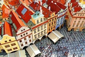 اين تقع التشيك من أهم دول السياحة في اوروبا