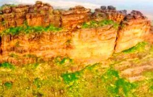 جبل الدقم من اماكن جيزان السياحية