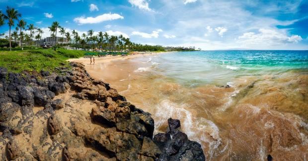 شواطئ هاواي