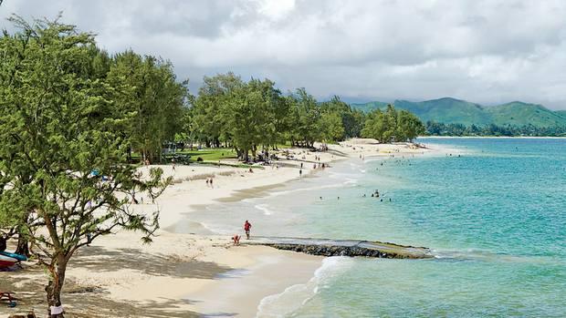 شواطئ هاواي في أمريكا