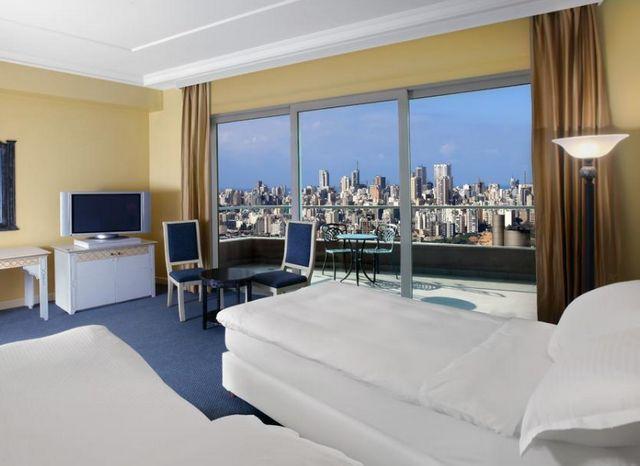 حجز فندق الحبتور بيروت