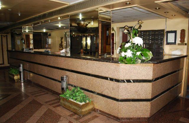 موقع فندق حور محب الهرم
