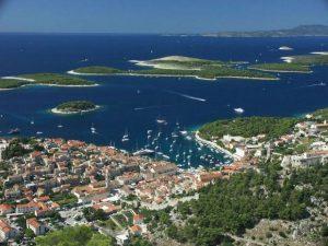 جزيرة هفار كرواتيا