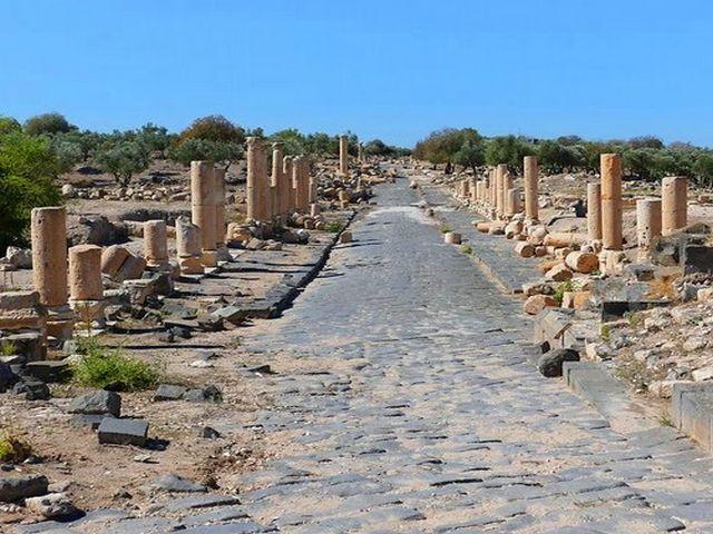 اماكن السياحة في اربد